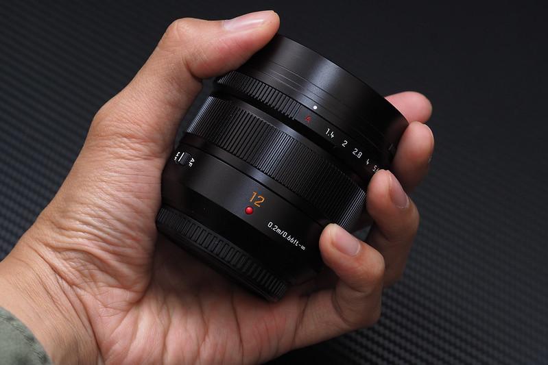 LEICA DG 12mm f/1.4|Panasonic