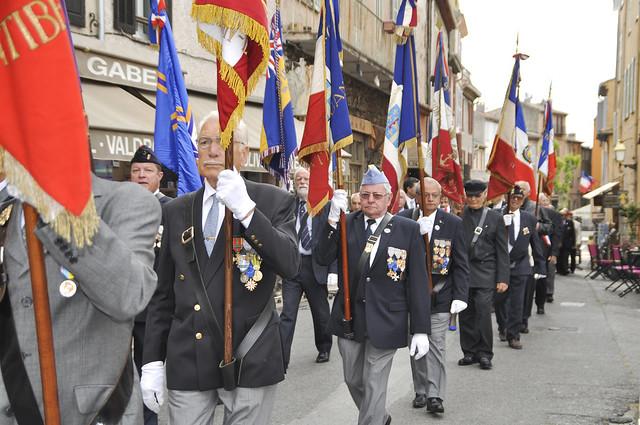 72ème Anniversaire de la Victoire des Alliés du 8 mai 1945