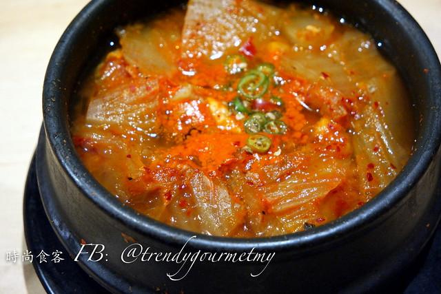 Kimchi Soup 1