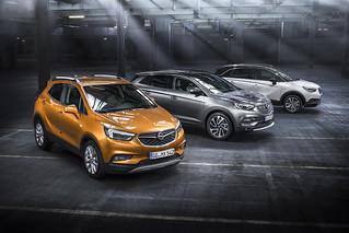 Faktor X: Ein dreifach Hoch auf die Opel SUV