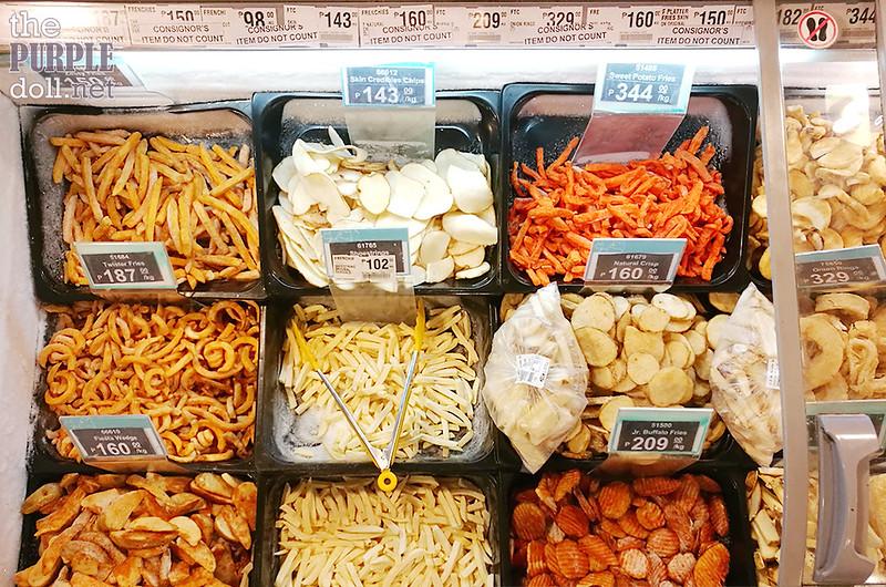 US Frozen Potatoes