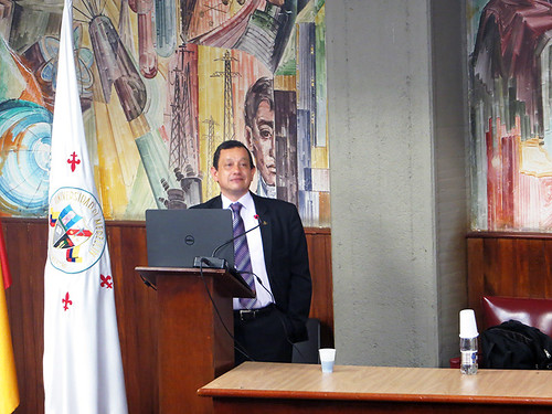 Seminario Jurisdicción Especial para la Paz Amnistía e Indulto Abril 28 de 2017