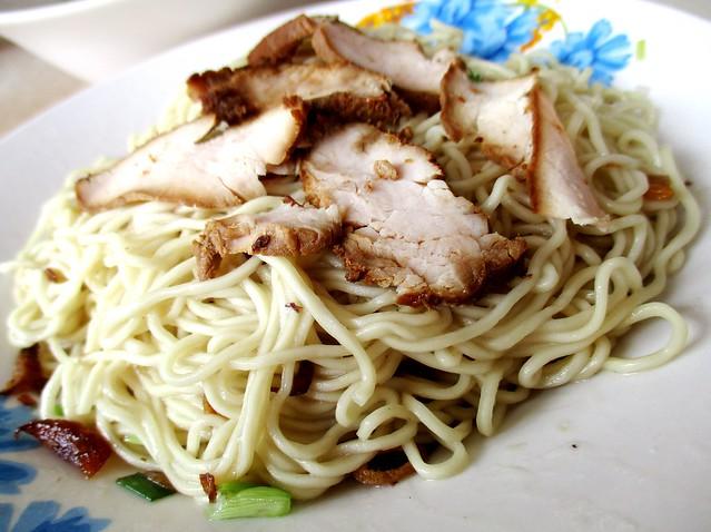 Lok Ming Yuen kampua noodles