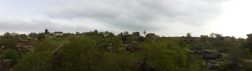 Brimham Rocks 21