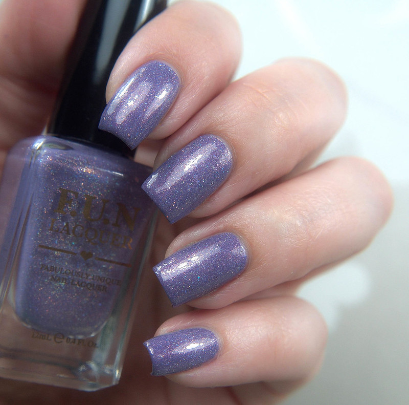 F.U.N Lacquer Grape Soda