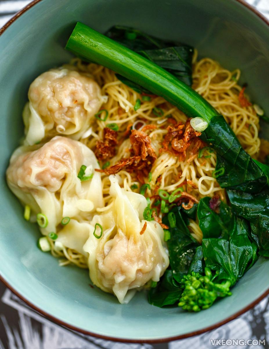 Ru Di Fook Noodle Bar Sai Yong