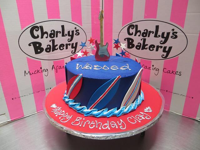 Birthday Cakes For Teenage Boys Girls 10 18yrs Flickr