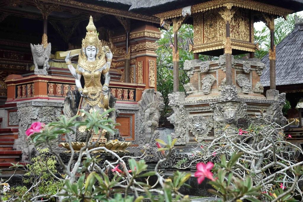 Bali - Ubud - Lotus Temple
