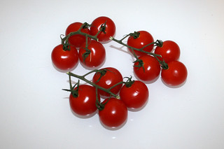 09 - Zutat Kirschtomaten / Ingredient cherry tomatoes