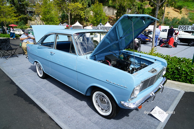 1964 Opel Kadett Sports Coupe