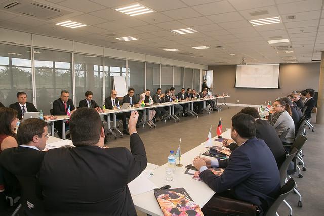 Reunião do Conselho Deliberativo da Anape