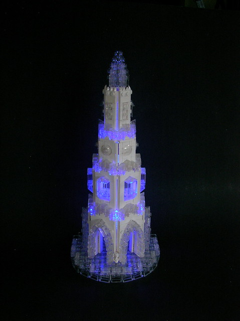 The Ice Tower