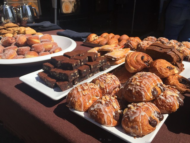 Free pastries by Cibo