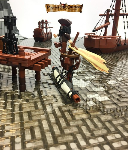 PotC - The Cruse of the Black Pearl (MOC1) | by markus19840420