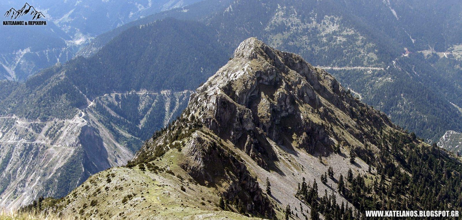 τρυπιο βνι βουνο χελιδονας ευρυτανιας