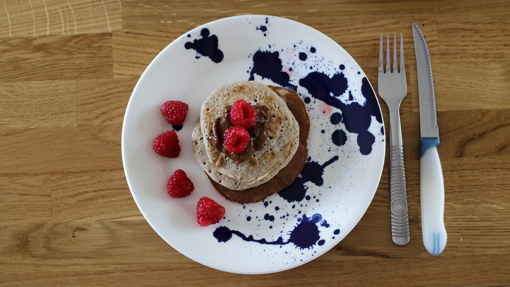 Pancakes to start the day