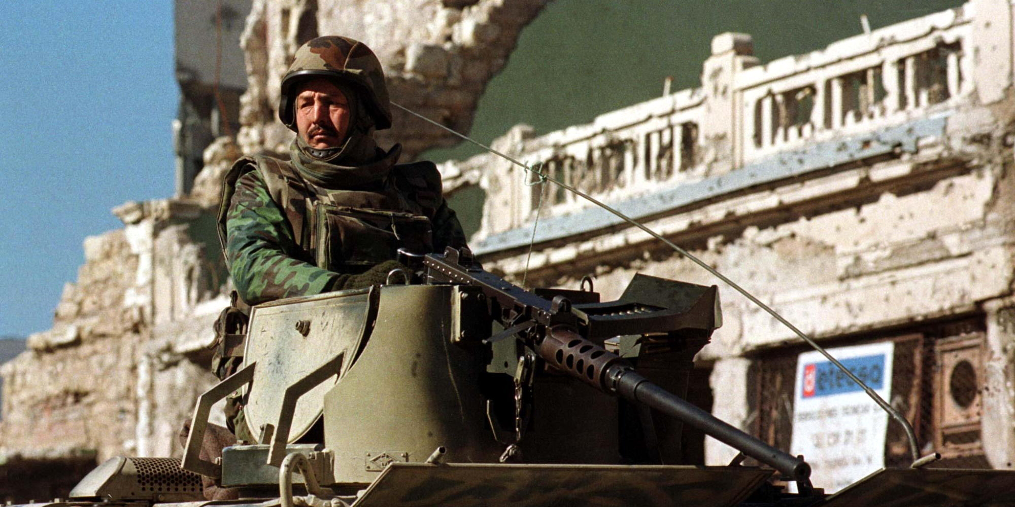 Les F.A.R. en Bosnie  IFOR, SFOR et EUFOR Althea 34525686532_32952e3443_o