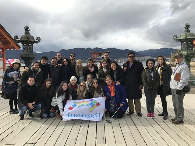Juntos!! Japan-Latin America and the Caribbean Exchange Program