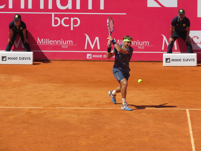 Estoril Open, 06.05.2017 - the Semi-Finals!