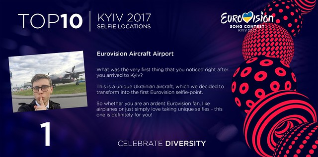 Top 10 Kyiv selfie spots