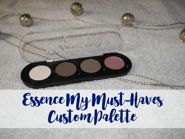 Essence My Must-Haves Custom Palette