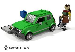 Renault 5 MkI - 1972