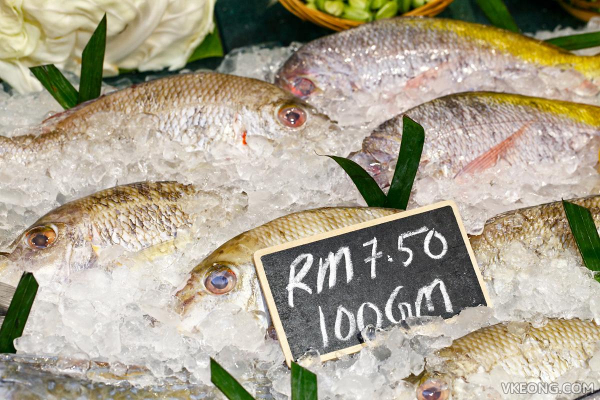 Bubu Grill Seafood
