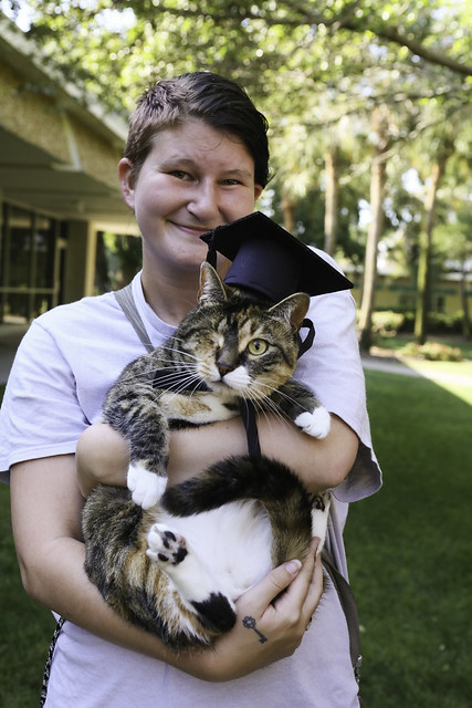 Eckerd College Pet Commencement 2017