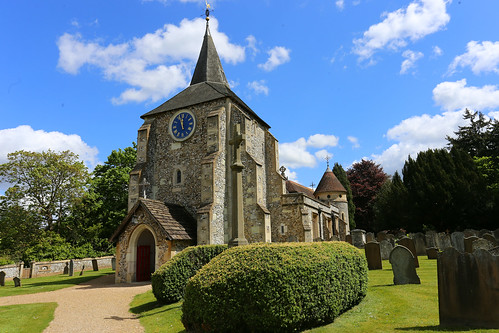 St Michael and All Angels, Mickleham, Surrey
