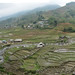 Sapa Panorama - Valley becomes more populated as it opens out