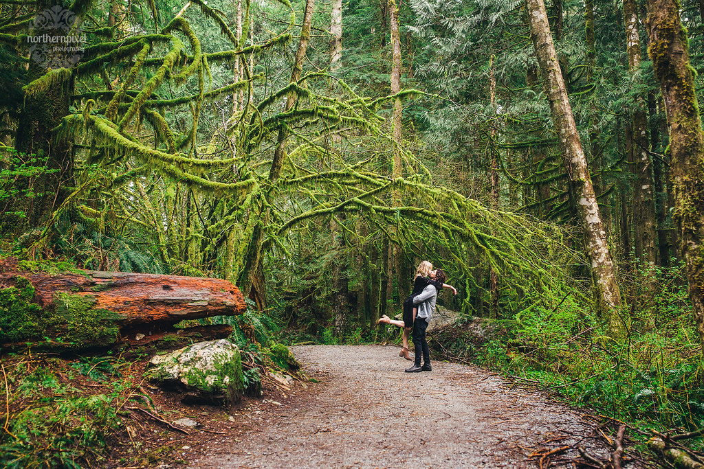 Engagement Golden Ears Park Maple Ridge Elopement