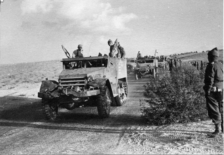 M3-halftrack-negev-brig-9btn-egyptian-border-1948-plm-1