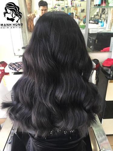 nhuộm tóc đẹp hải phòng 15