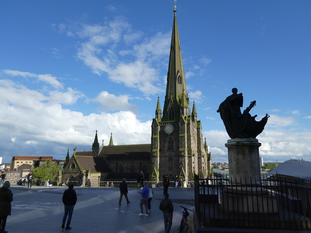 St. Martin in the Bullring, Birmingham