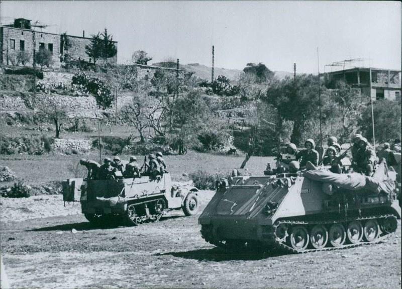 M3-halftrack-M113-lebanon-eby-1