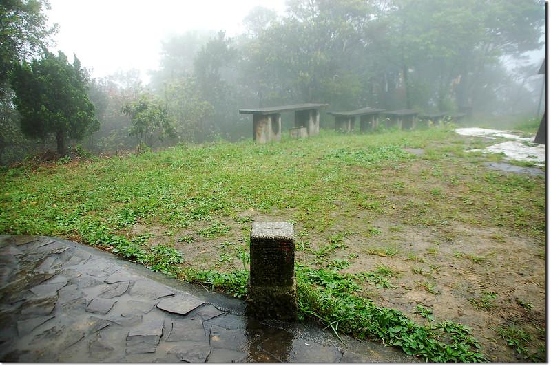 土庫岳三等三角點(#1134 Elev.389 m) 1