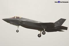 14-5091 HL - AF-092 - USAF - Lockheed Martin F-35A Lightning II - Lakenheath, Suffolk - 170420 - Steven Gray - IMG_5018