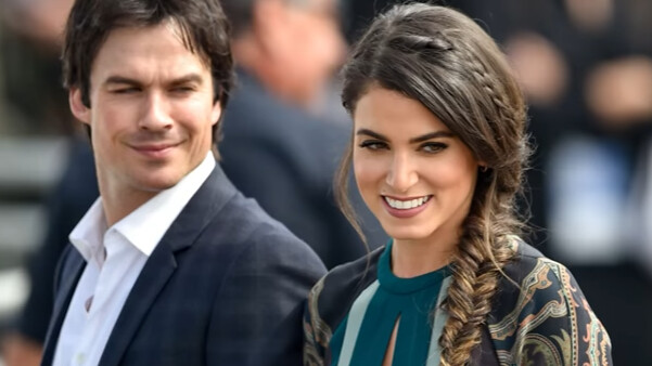 Vampire Diaries' Ian Somerhalder and Nikki Reed are pregnant