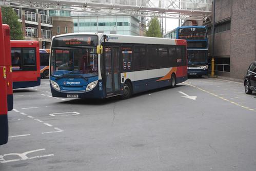 Stagecoach South 36437 GX61AYS