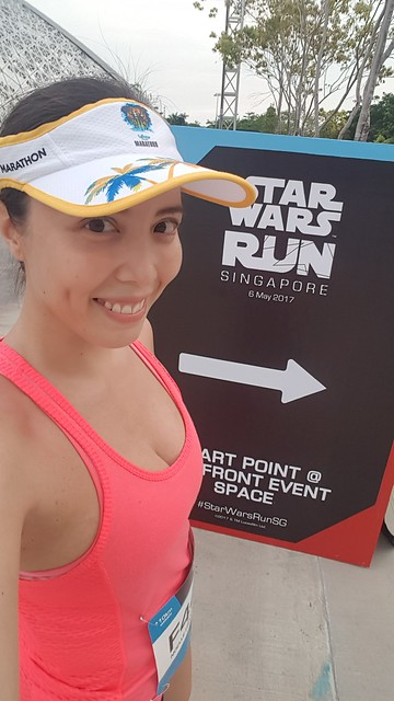 Star Wars Run SG