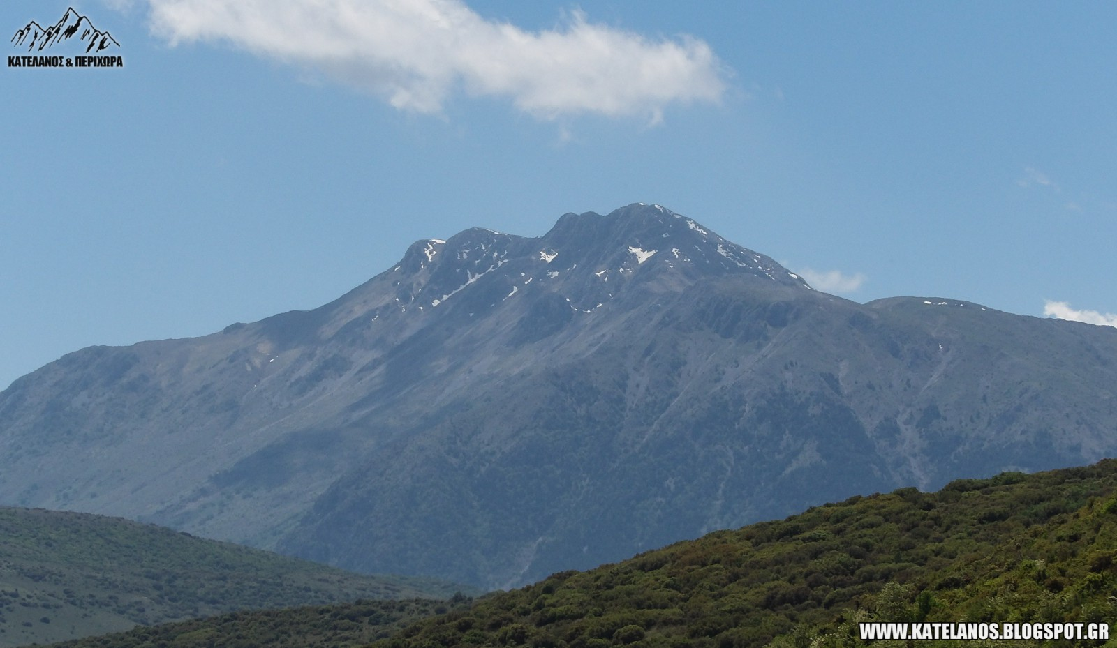 τομαρος χιονουρες ολυτσικα βουνο