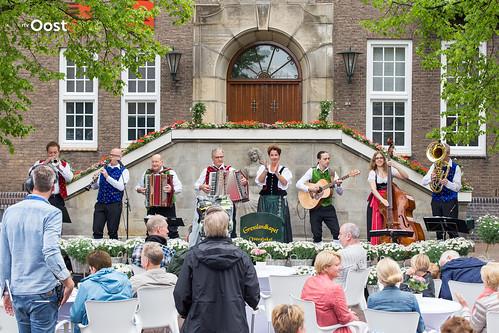 RTV Oost Jubileumtour 14 mei 2017 Haaksbergen
