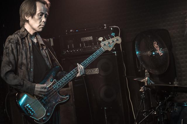 O.E. Gallagher live at Crawdaddy Club, Tokyo. 14 May 2017 -00178