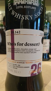 SMWS 39.142 - Who's for dessert?