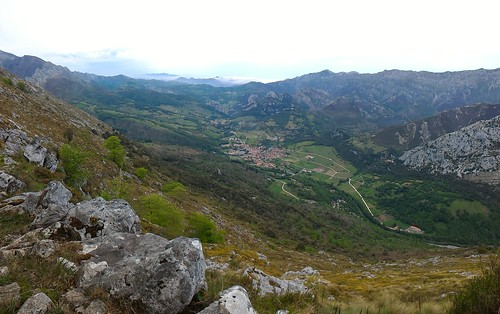 Picos de Europa National Park - near Las Arenas, Spain