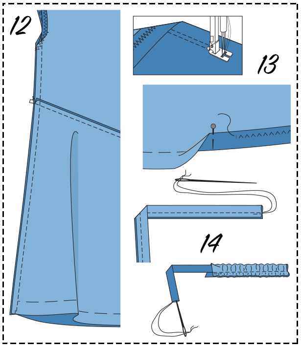 Step 12 13 14