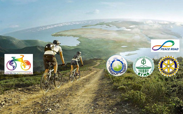 "2017 05 11 ""Global Bike Tour of Peace and Goodwill"" (""Глобальный велотур Мира и Доброй воли"")"