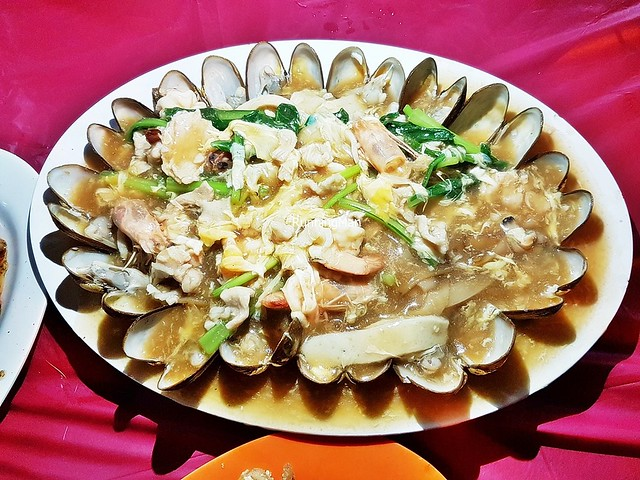 Seafood Kway Teow