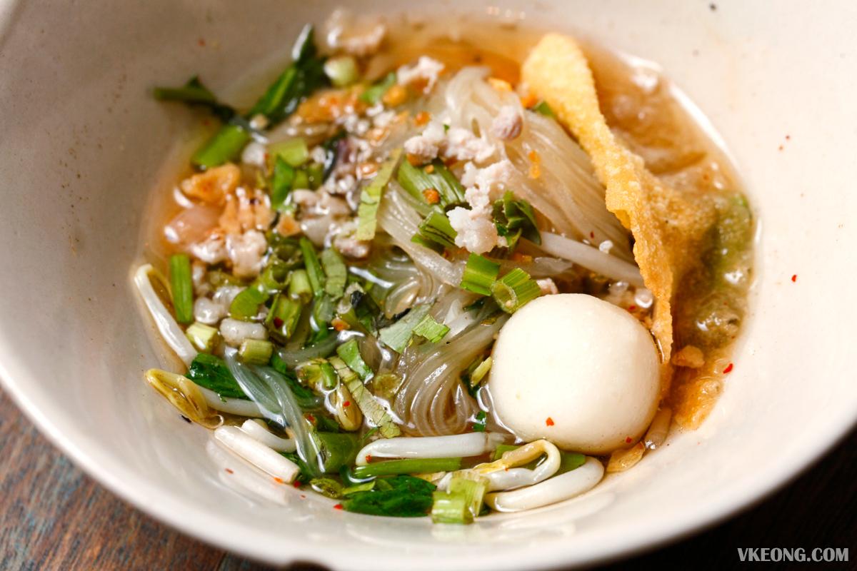 Thailicious Solaris Mont Kiara Boat Noodle