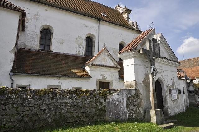 Blansko (CK), kostel